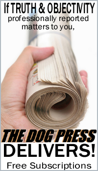 TheDogPress (FREE Signup) The First Digital Newspaper For The Showing Fancy
