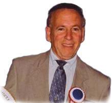 AKC JUDGE, DR. DANIEL W. FLEITAS