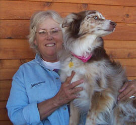 "MEET THE JUDGE IN THEDOGPLACE - MARION ""MARDEE"" WARD"